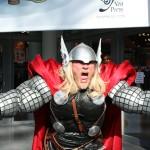 Amazing Thor cosplayer