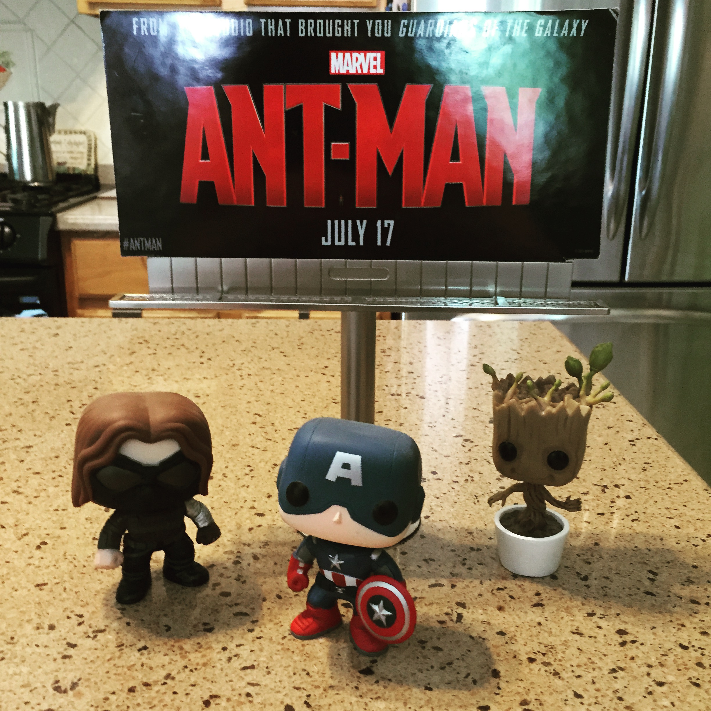 ant-man billboard