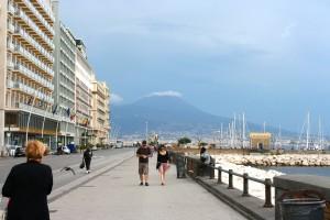Mt. Vesuvius!